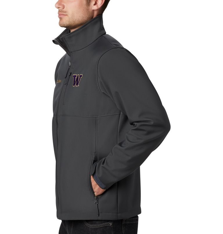Men's Collegiate Ascender™ Softshell Jacket - Washington Men's Collegiate Ascender™ Softshell Jacket - Washington, a1
