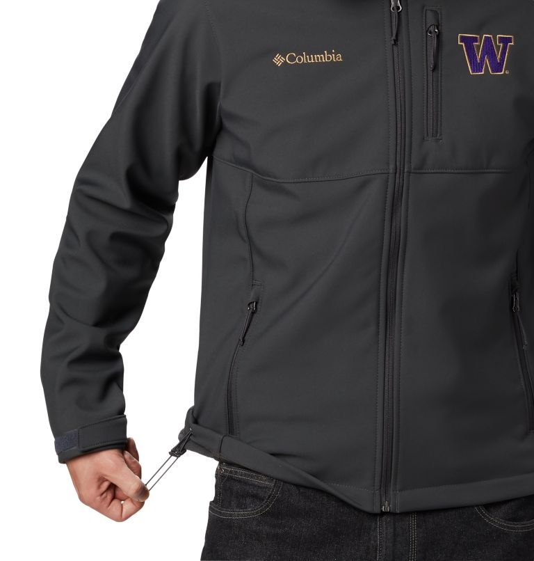 Men's Collegiate Ascender™ Softshell Jacket - Washington Men's Collegiate Ascender™ Softshell Jacket - Washington, a2