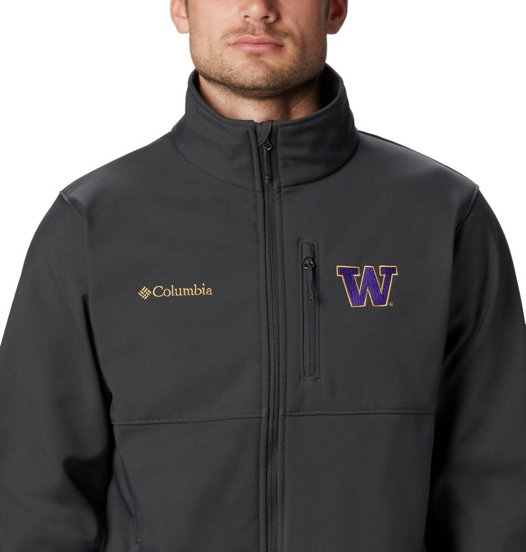 Men's Collegiate Ascender™ Softshell Jacket - Washington Men's Collegiate Ascender™ Softshell Jacket - Washington, a3