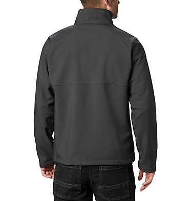Men's Collegiate Ascender™ Softshell Jacket - Washington CLG Ascender™ Softshell Jacket | 092 | L, UW - Shark, back
