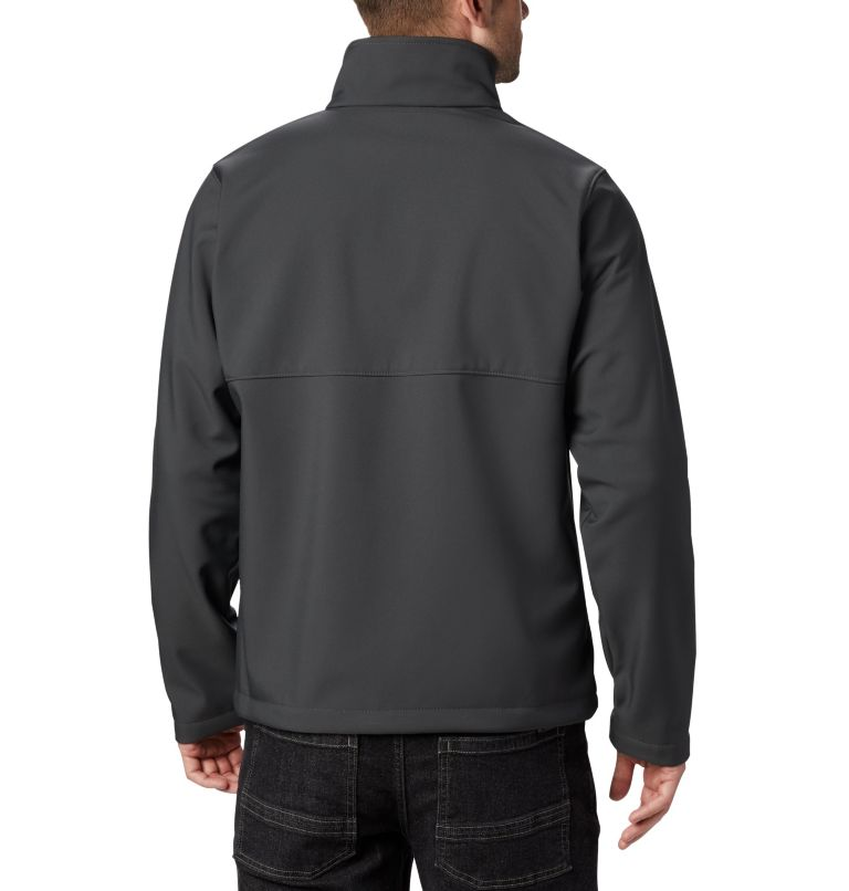 Men's Collegiate Ascender™ Softshell Jacket - Washington Men's Collegiate Ascender™ Softshell Jacket - Washington, back