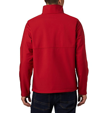 Men's Collegiate Ascender™ Softshell Jacket - Alabama CLG Ascender™ Softshell Jacket | 679 | XXL, ALA - Red Velvet, back