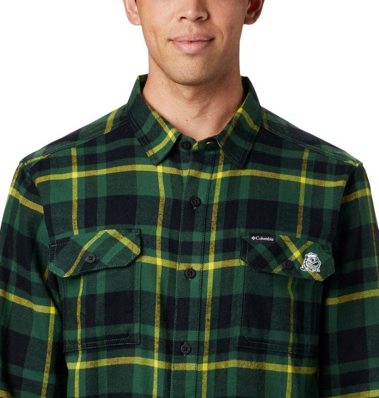 Men's Collegiate Flare Gun™ Flannel Long Sleeve Shirt - Oregon Men's Collegiate Flare Gun™ Flannel Long Sleeve Shirt - Oregon, a2