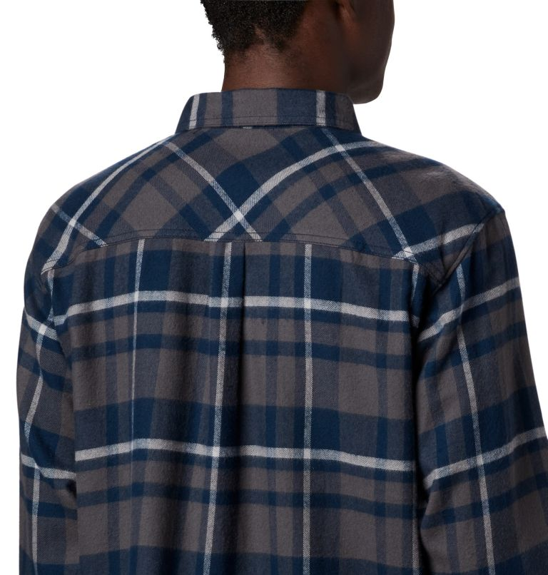 Men's Collegiate Flare Gun™ Flannel Long Sleeve Shirt - Michigan Men's Collegiate Flare Gun™ Flannel Long Sleeve Shirt - Michigan, a3