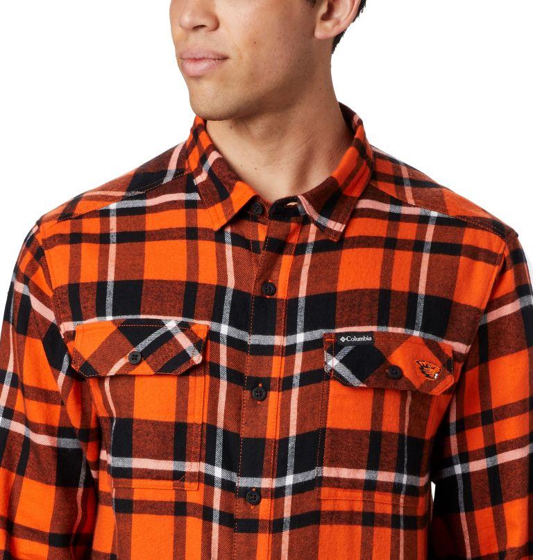 Men's Collegiate Flare Gun™ Flannel Long Sleeve Shirt - Oregon State Men's Collegiate Flare Gun™ Flannel Long Sleeve Shirt - Oregon State, a2