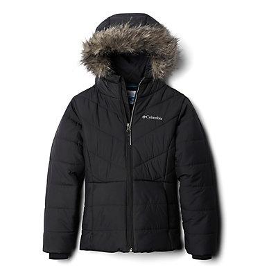 Girls' Katelyn Crest™ Jacket Katelyn Crest™ Jacket | 689 | XL, Black, front