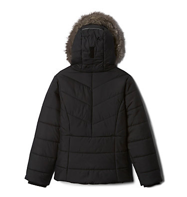 Girls' Katelyn Crest™ Jacket Katelyn Crest™ Jacket | 689 | L, Black, back