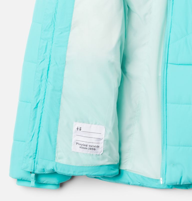 Katelyn Crest™ Jacket | 356 | XS Girls' Katelyn Crest™ Jacket, Dolphin, a1
