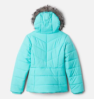 Girls' Katelyn Crest™ Jacket Katelyn Crest™ Jacket | 689 | XL, Dolphin, back