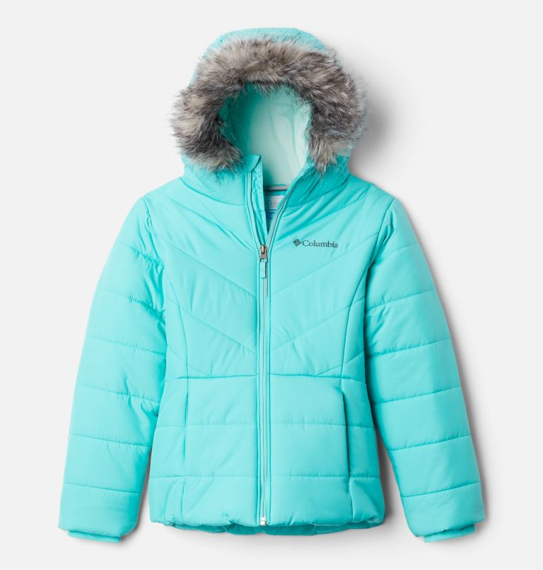 Katelyn Crest™ Jacket | 356 | XS Girls' Katelyn Crest™ Jacket, Dolphin, front