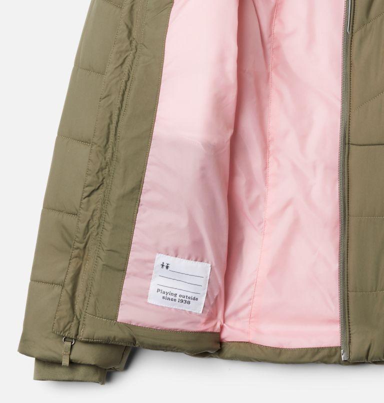 Katelyn Crest™ Jacket | 397 | M Girls' Katelyn Crest™ Jacket, Stone Green, a1