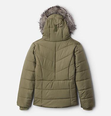 Girls' Katelyn Crest™ Jacket Katelyn Crest™ Jacket | 689 | XL, Stone Green, back