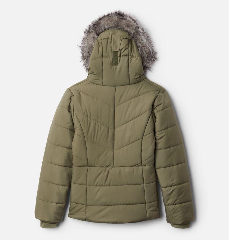 Katelyn Crest™ Jacket   397   XS Girls' Katelyn Crest™ Jacket, Stone Green, back