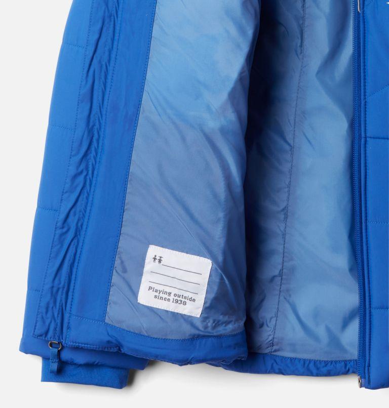 Katelyn Crest™ Jacket | 410 | S Girls' Katelyn Crest™ Jacket, Lapis Blue, a1