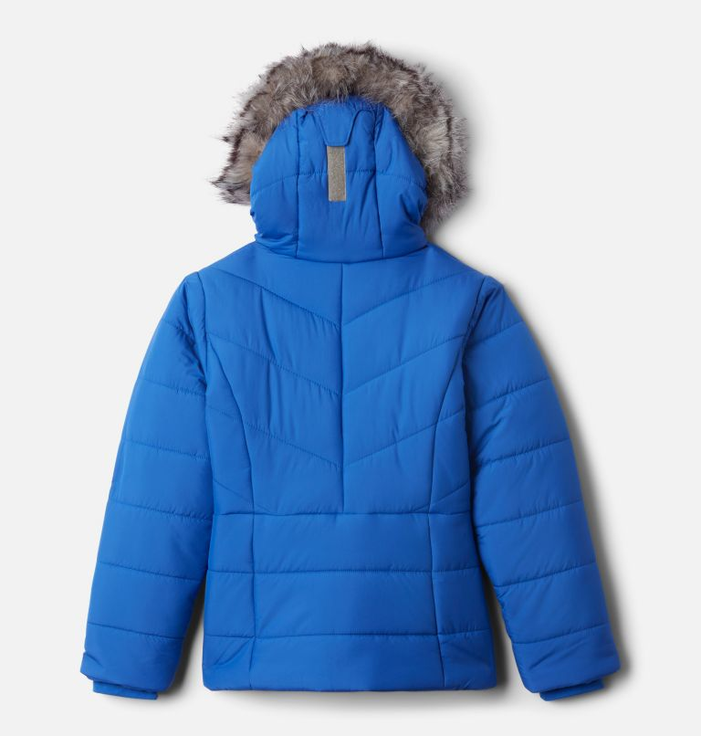 Katelyn Crest™ Jacket | 410 | S Girls' Katelyn Crest™ Jacket, Lapis Blue, back