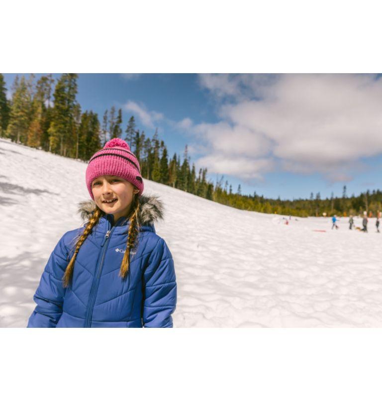 Katelyn Crest™ Jacket | 446 | XS Girls' Katelyn Crest™ Jacket, Arctic Blue, a8