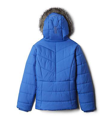 Girls' Katelyn Crest™ Jacket Katelyn Crest™ Jacket | 689 | XL, Arctic Blue, back
