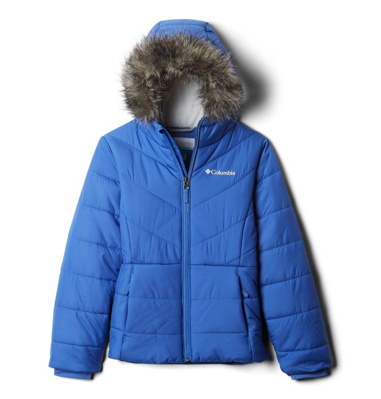 Katelyn Crest™ Jacket | 446 | XS Girls' Katelyn Crest™ Jacket, Arctic Blue, front