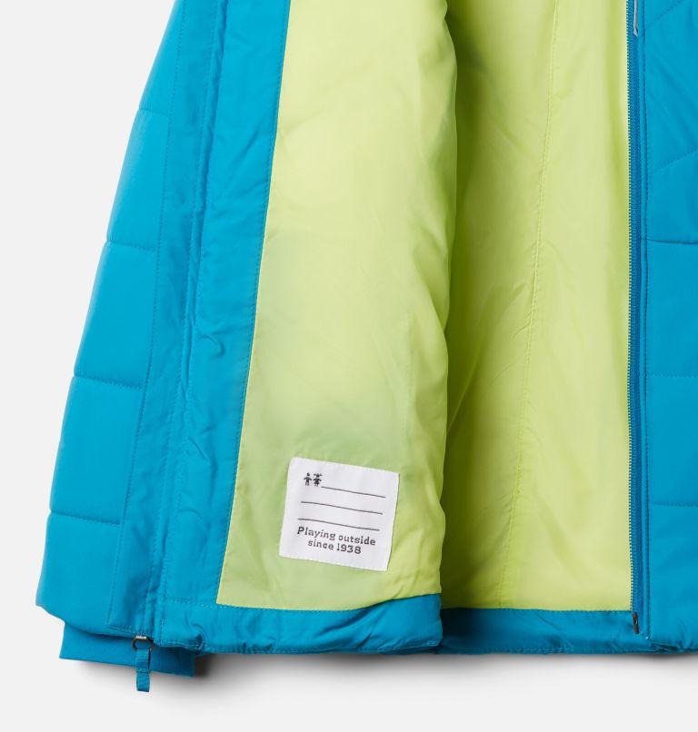 Katelyn Crest™ Jacket   462   XXS Girls' Katelyn Crest™ Jacket, Fjord Blue, a1
