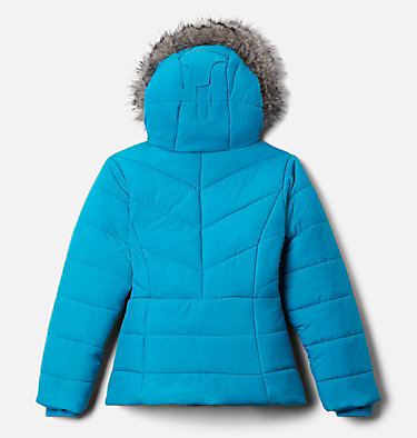 Girls' Katelyn Crest™ Jacket Katelyn Crest™ Jacket | 689 | L, Fjord Blue, back