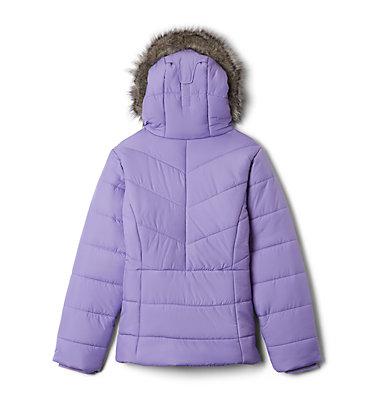 Girls' Katelyn Crest™ Jacket Katelyn Crest™ Jacket | 689 | XL, Paisley Purple, back