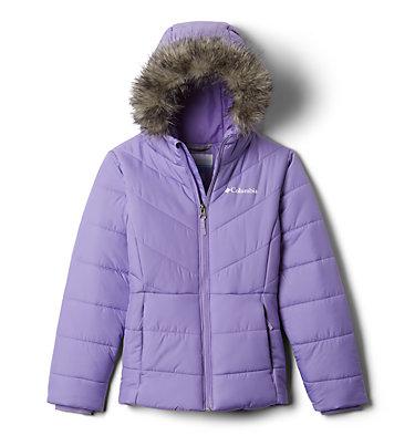 Girls' Katelyn Crest™ Jacket Katelyn Crest™ Jacket | 689 | XL, Paisley Purple, front