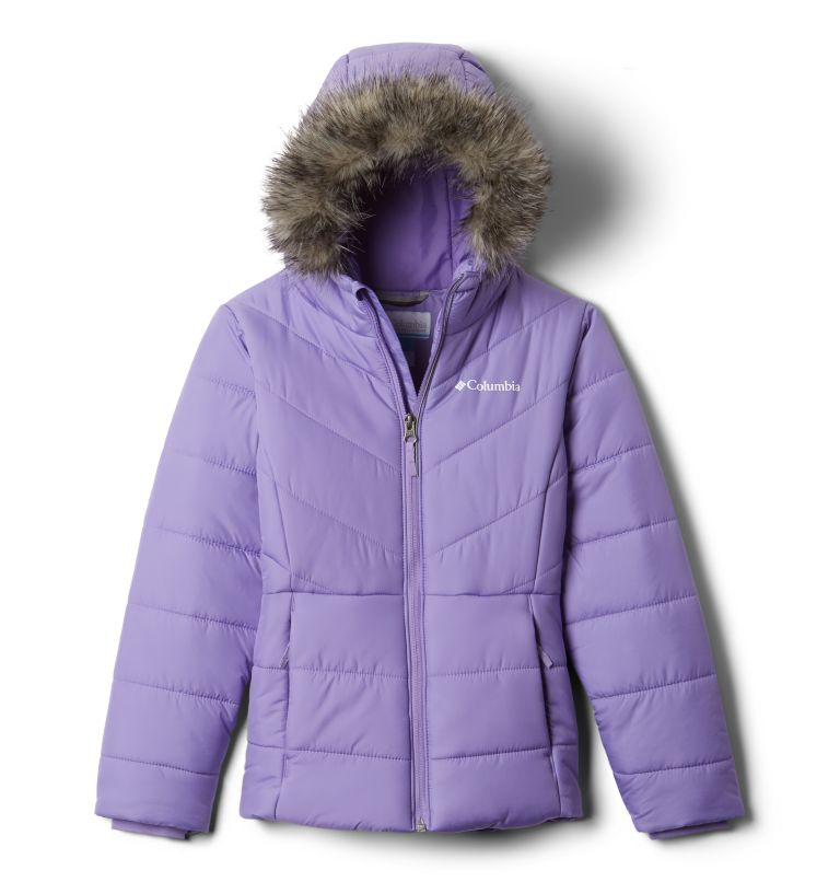 Girls' Katelyn Crest™ Jacket Girls' Katelyn Crest™ Jacket, front