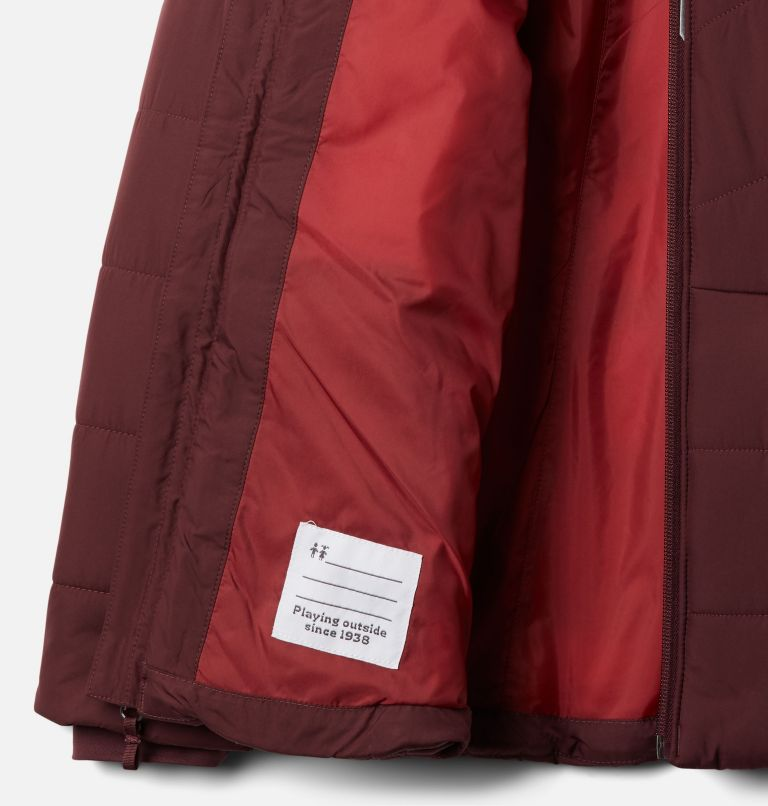 Katelyn Crest™ Jacket | 671 | S Girls' Katelyn Crest™ Jacket, Malbec, a1
