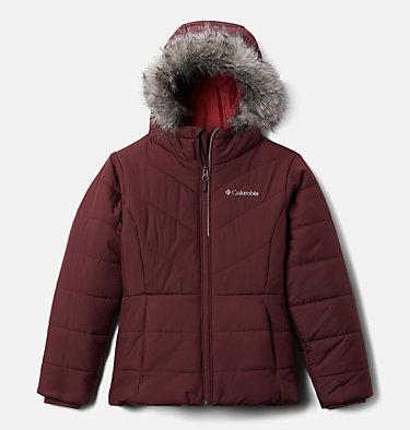 Girls' Katelyn Crest™ Jacket Katelyn Crest™ Jacket | 689 | XL, Malbec, front