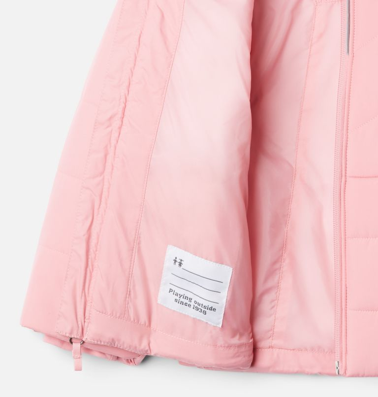 Katelyn Crest™ Jacket | 689 | M Girls' Katelyn Crest™ Jacket, Pink Orchid, a1