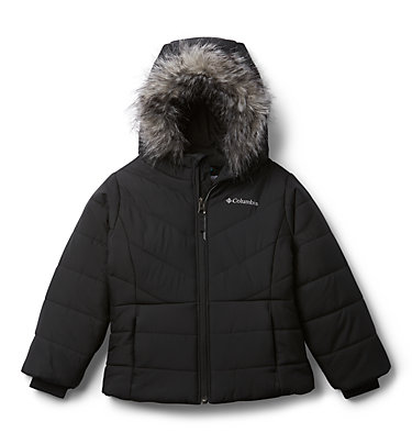 Girls' Toddler Katelyn Crest™ Jacket Katelyn Crest™ Jacket | 689 | 3T, Black, front
