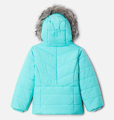 Girls' Toddler Katelyn Crest™ Jacket Katelyn Crest™ Jacket | 689 | 3T, Dolphin, back