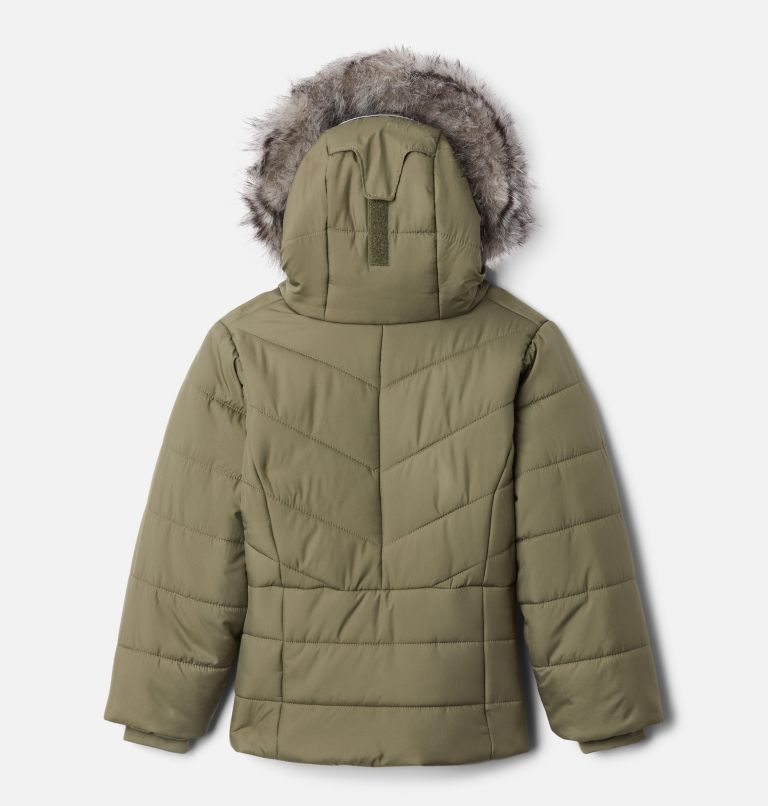 Girls' Toddler Katelyn Crest™ Jacket Girls' Toddler Katelyn Crest™ Jacket, back