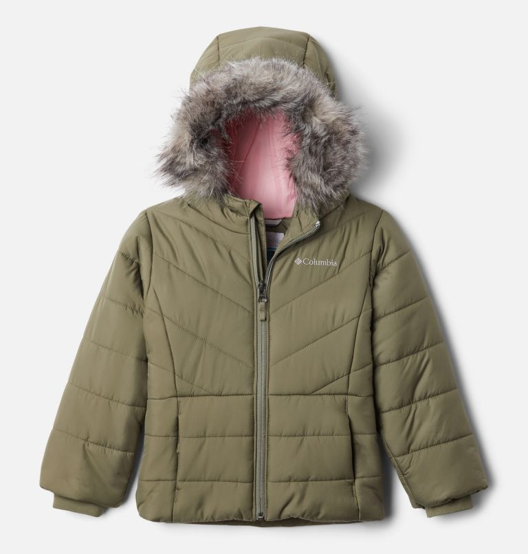 Girls' Toddler Katelyn Crest™ Jacket Girls' Toddler Katelyn Crest™ Jacket, front
