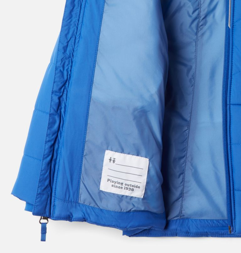 Katelyn Crest™ Jacket | 410 | 3T Girls' Toddler Katelyn Crest™ Jacket, Lapis Blue, a1
