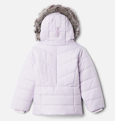 Girls' Toddler Katelyn Crest™ Jacket Katelyn Crest™ Jacket | 689 | 3T, Pale Lilac, back