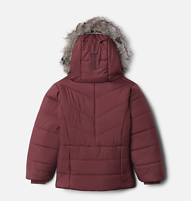 Girls' Toddler Katelyn Crest™ Jacket Katelyn Crest™ Jacket | 689 | 3T, Malbec, back