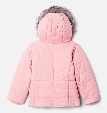 Girls' Toddler Katelyn Crest™ Jacket Katelyn Crest™ Jacket | 689 | 3T, Pink Orchid, back