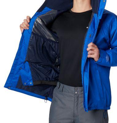 Manteau hiver homme columbia