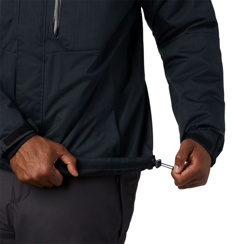 Alpine Action™ Jacket | 010 | 4X Men's Alpine Action™ Jacket - Big, Black, a6