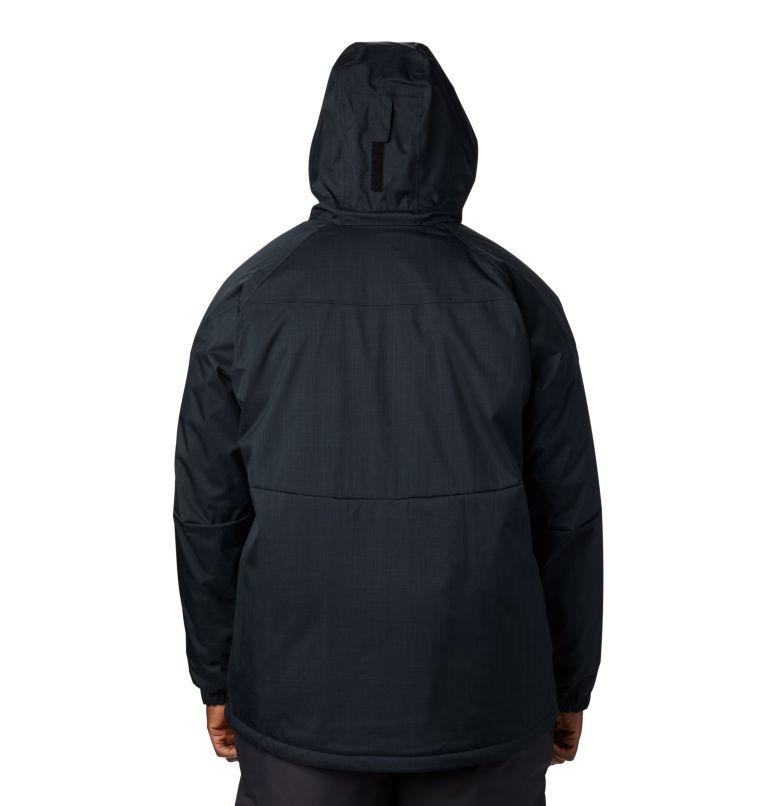 Alpine Action™ Jacket | 010 | 4X Men's Alpine Action™ Jacket - Big, Black, back