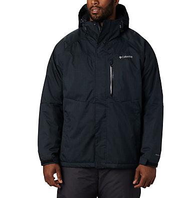 Men's Alpine Action™ Jacket - Big Alpine Action™ Jacket | 437 | 3X, Black, front