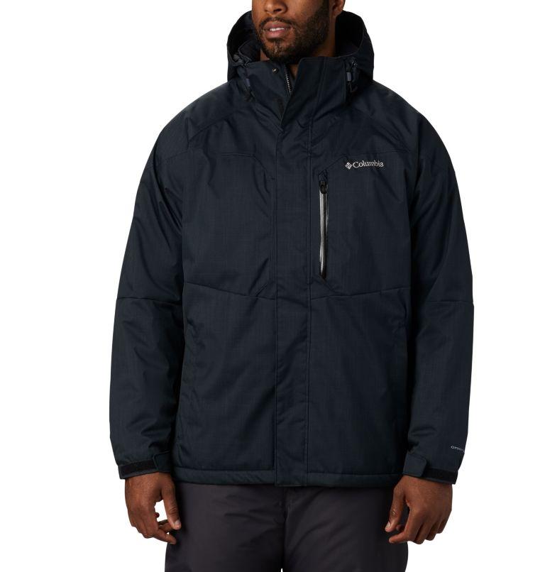 Alpine Action™ Jacket | 010 | 4X Men's Alpine Action™ Jacket - Big, Black, front