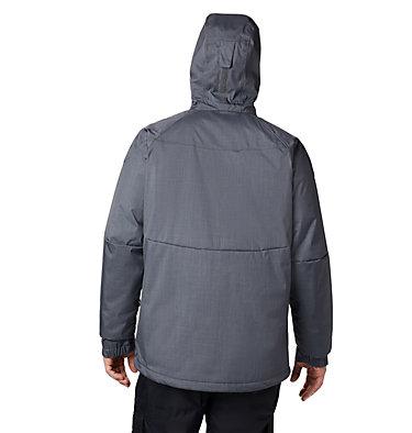 Men's Alpine Action™ Jacket - Big Alpine Action™ Jacket | 437 | 3X, Graphite, Super Blue, back