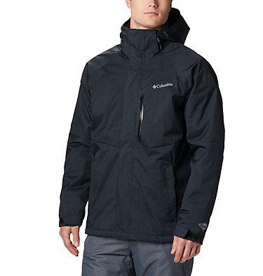 Men's Alpine Action™ Jacket - Tall Alpine Action™ Jacket   437   XLT, Black, front