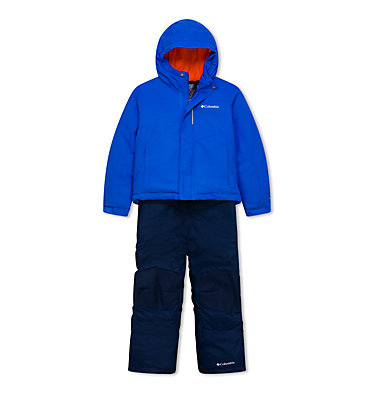 Ensemble Buga™ Set Junior Buga™ Set | 023 | XS, Super Blue, front