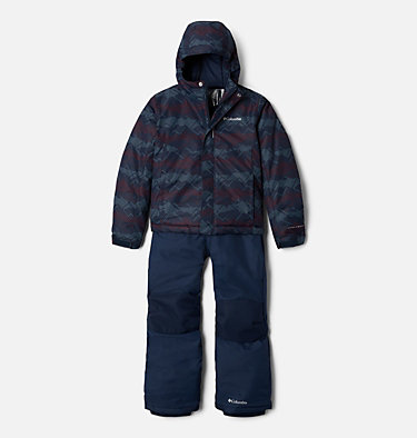 Ensemble Buga™ Set Junior Buga™ Set | 023 | XS, Coll Navy Dotscape Print, Coll Navy, front