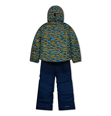 Ensemble Buga™ Set Junior Buga™ Set | 023 | XS, Canyon Gold Trees, back