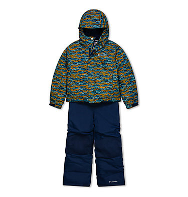 Ensemble Buga™ Set Junior Buga™ Set | 023 | XS, Canyon Gold Trees, front