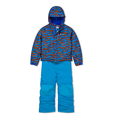 Ensemble Buga™ Set Junior Buga™ Set | 023 | XS, State Orange Trees, front